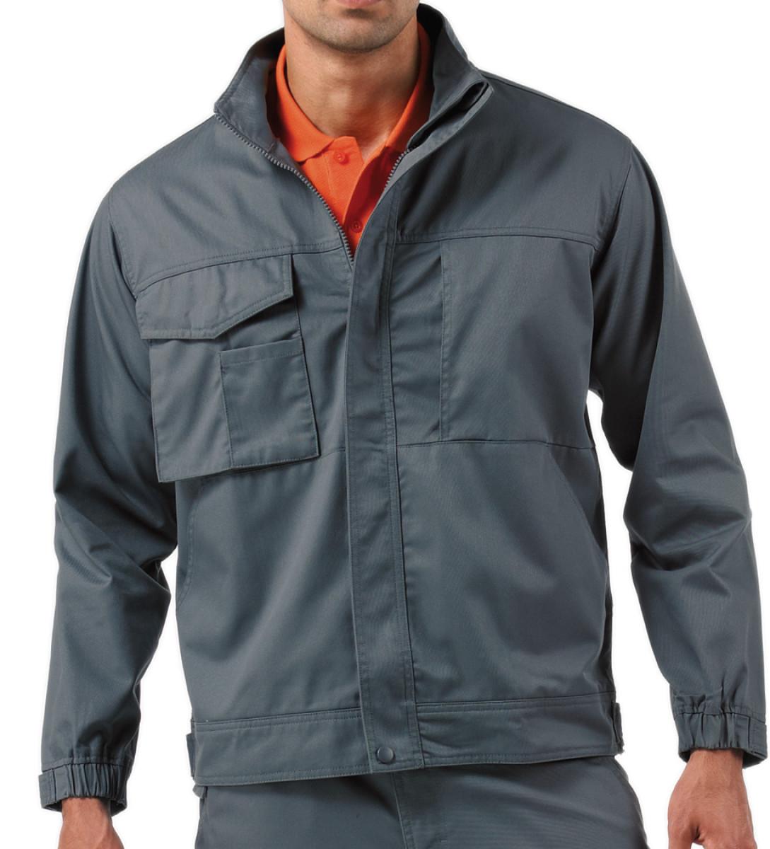Polycotton Twill Jacket