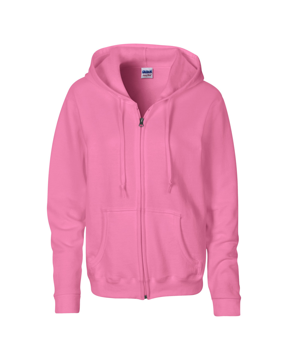 Heavy Blend Ladies' Fulll Zip Hood Sweat