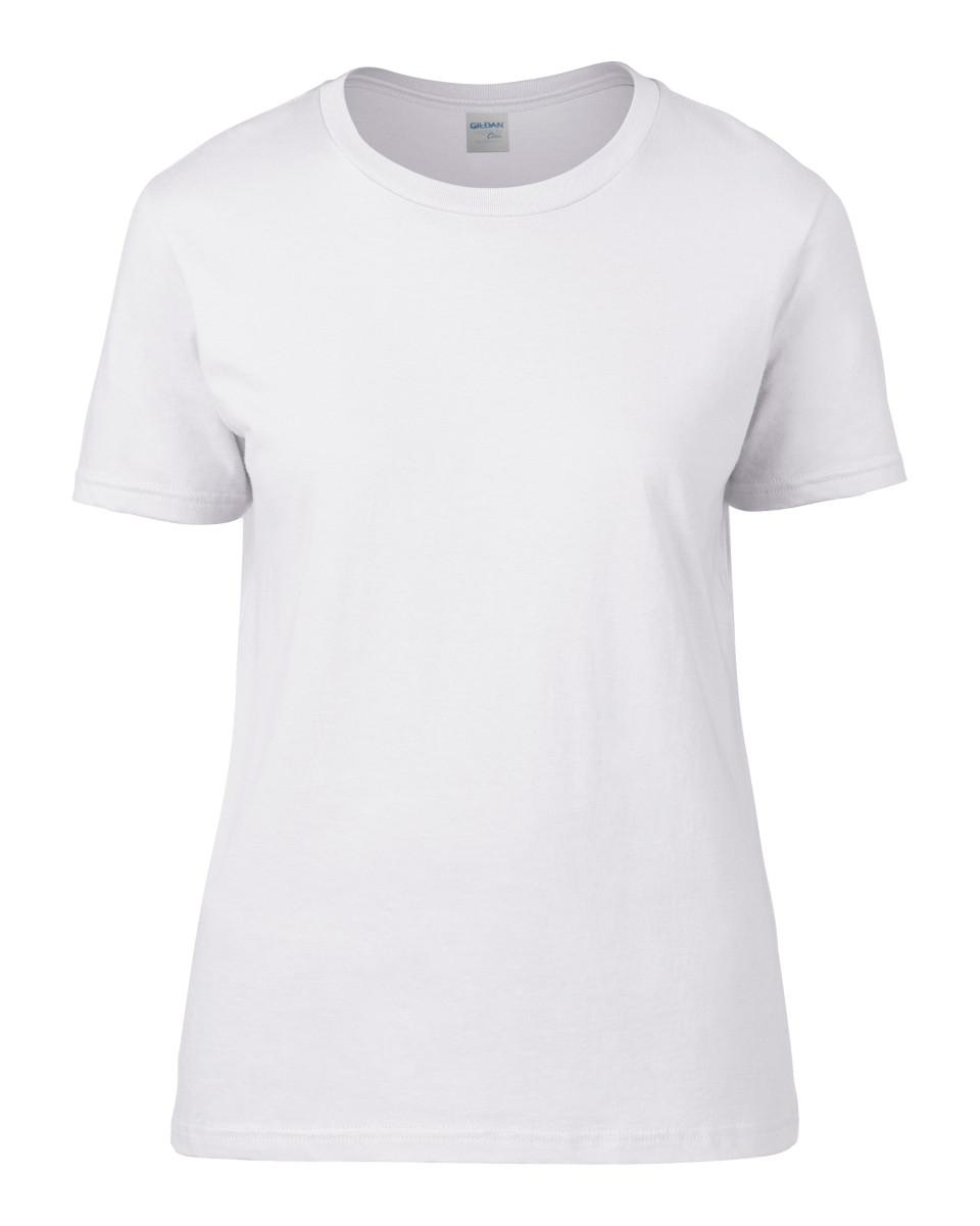Gildan Ladies Premium Cotton RS T-Shirt