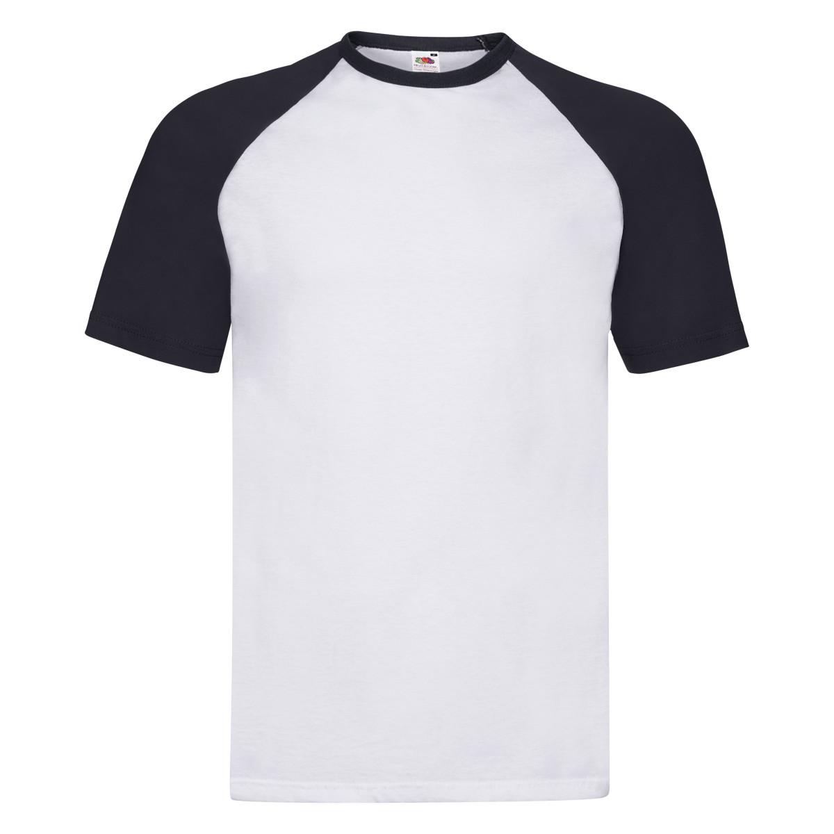 Short Sleeve Baseball T-Shirt