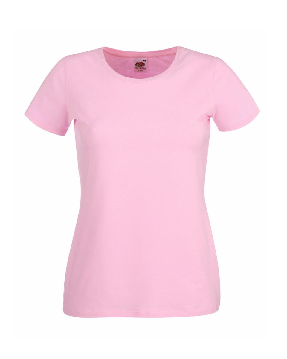 Lady-Fit Crew Neck T-Shirt