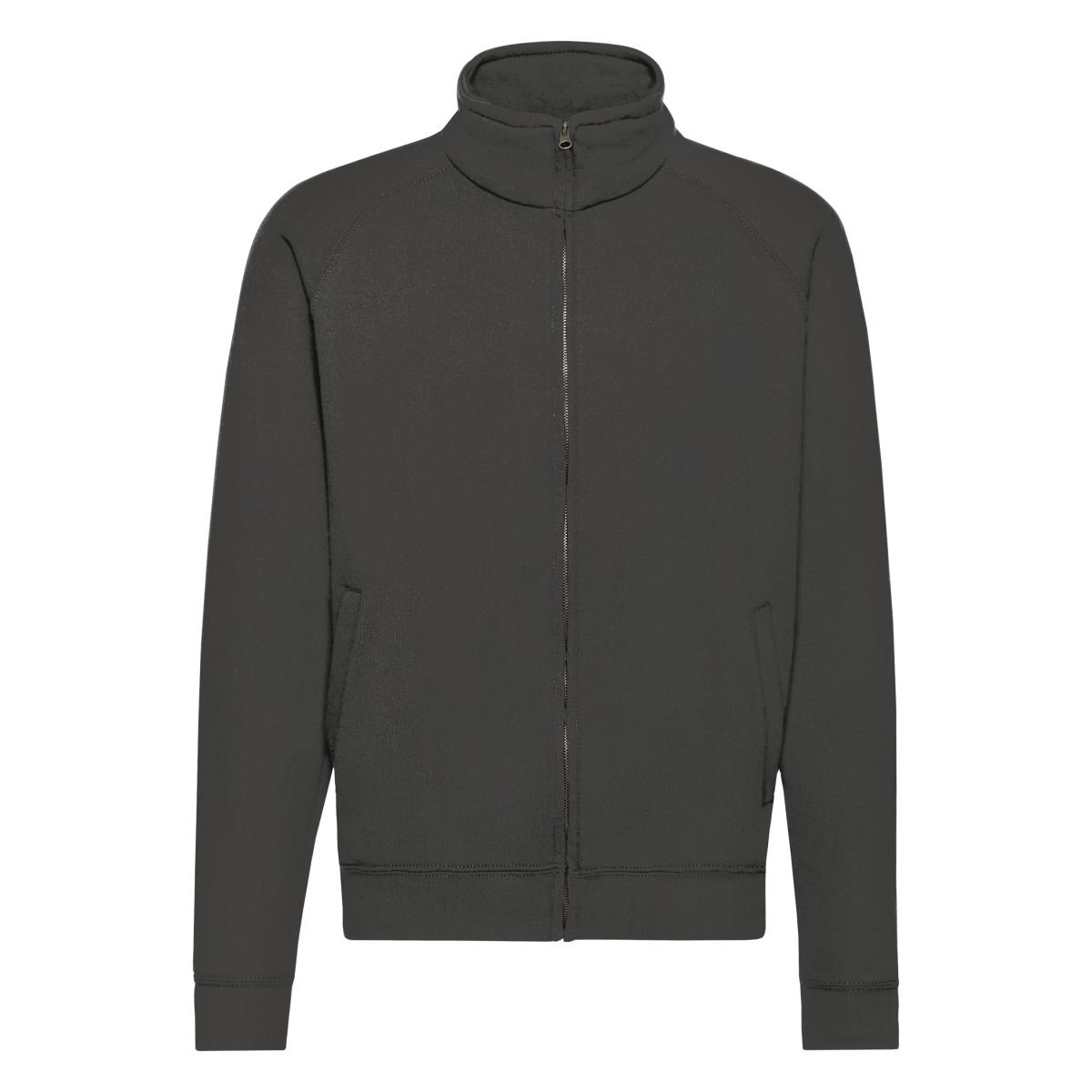 FOTL Mens Classic Sweat Jacket