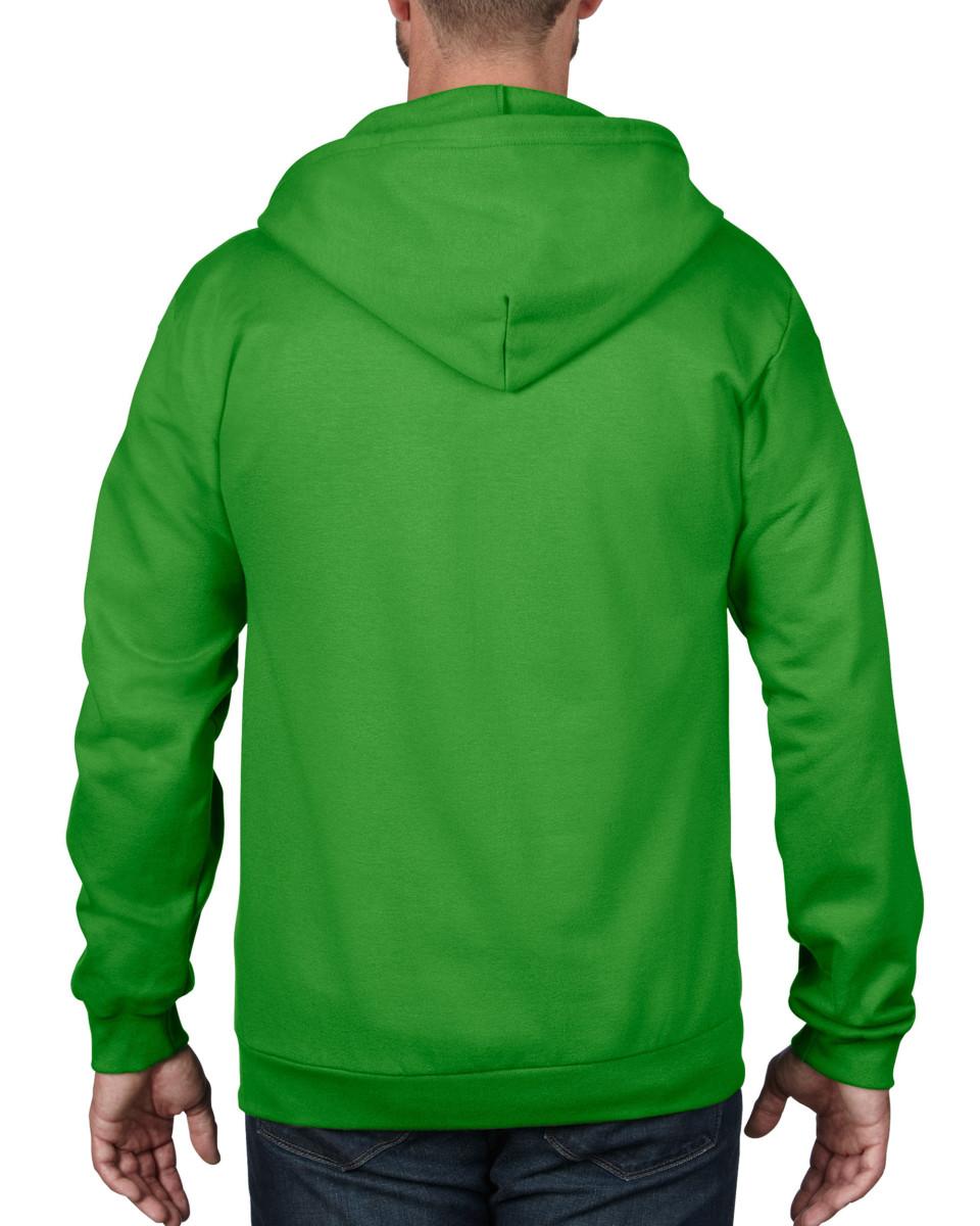 Anvil Adult Full Zip Hooded Sweat
