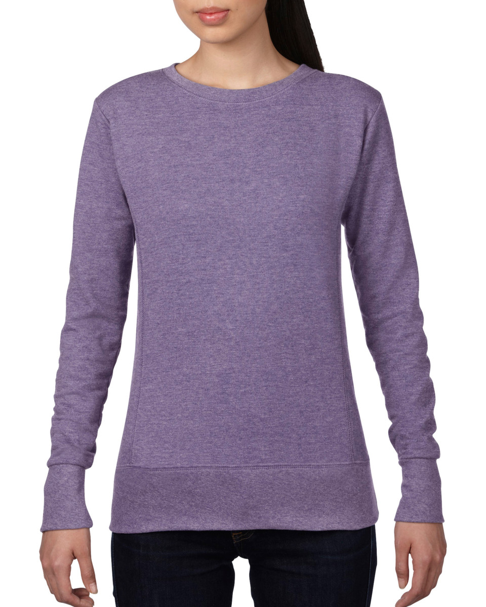 Anvil Ladies French Terry Sweatshirt