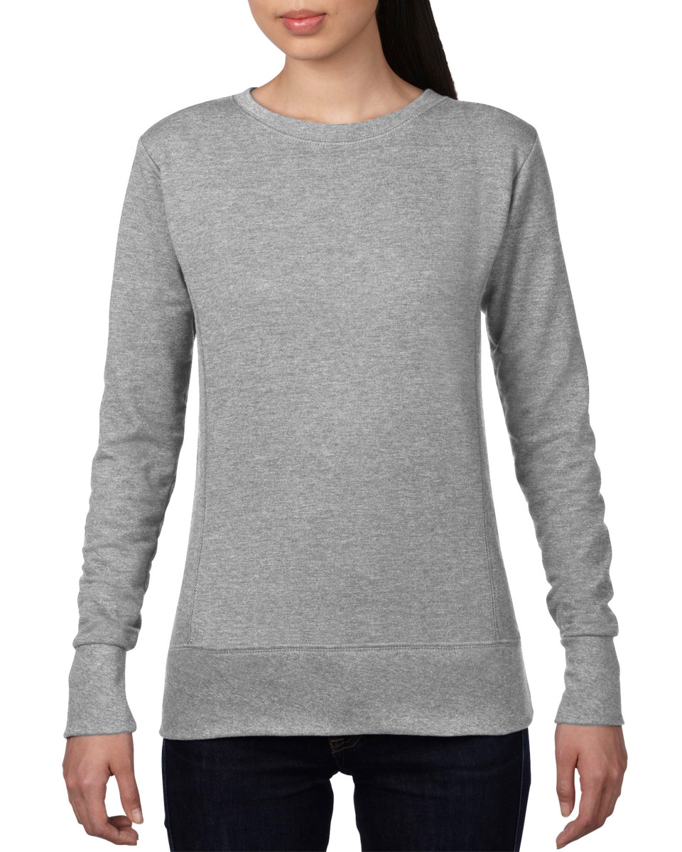 Anvil Ladies French Terry Sweatshirt