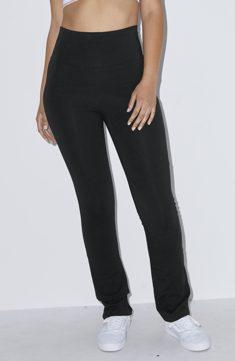 American Apparel Womens Yoga Pant