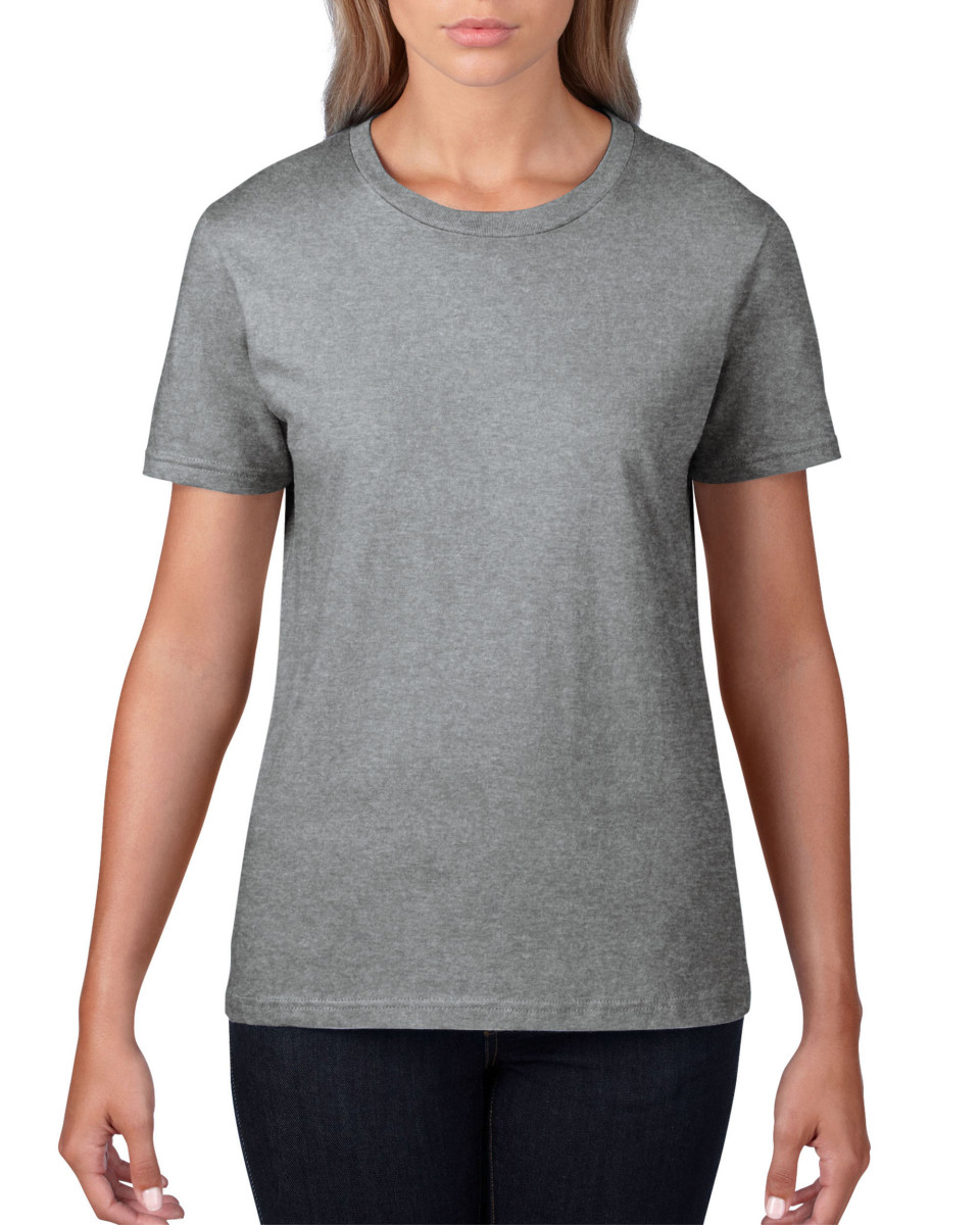 Anvil Ladies Fashion T-Shirt - 1
