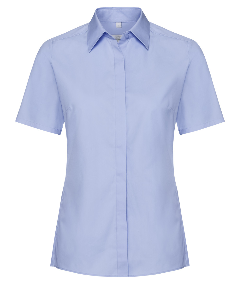 Russell Collection Lady S/S Stretch Shir