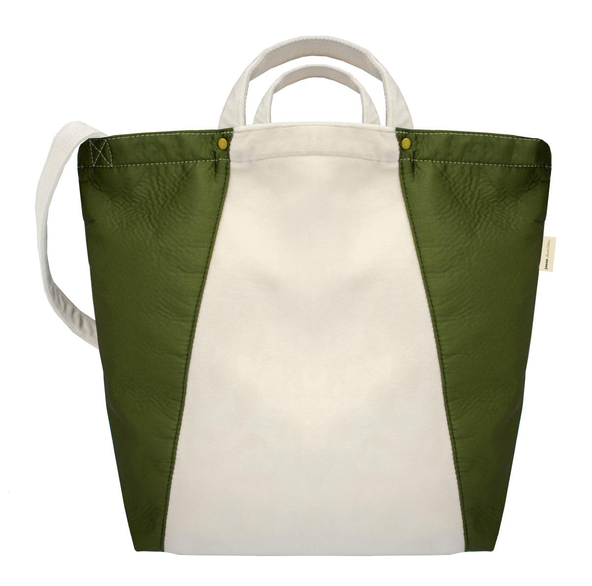 Jassz Bags Kiyomi Satin Velvet Tote Bag