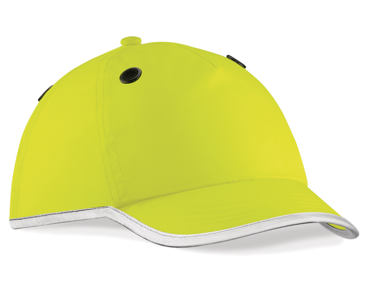 Beechfield Enhanced Vis EN812 Bump Cap