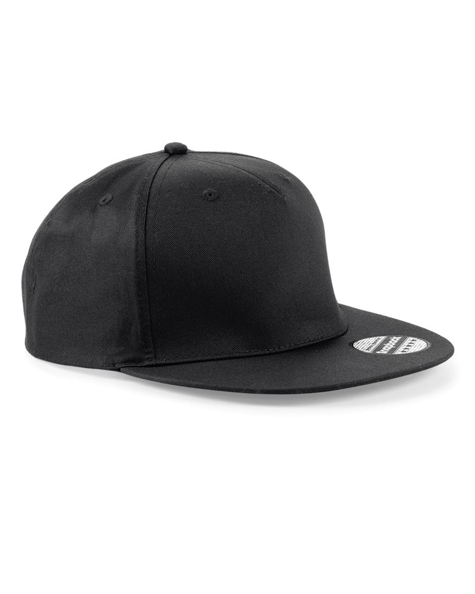 Beechfield Snapback Rapper Cap