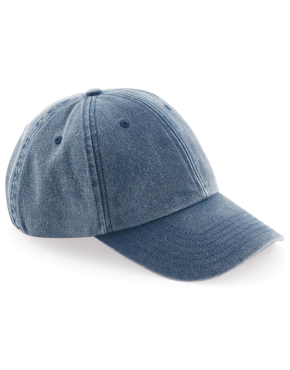 Beechfield Low Profile Vintage Cap