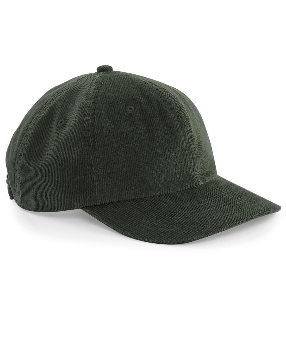 Beechfield Heritage Cord Cap