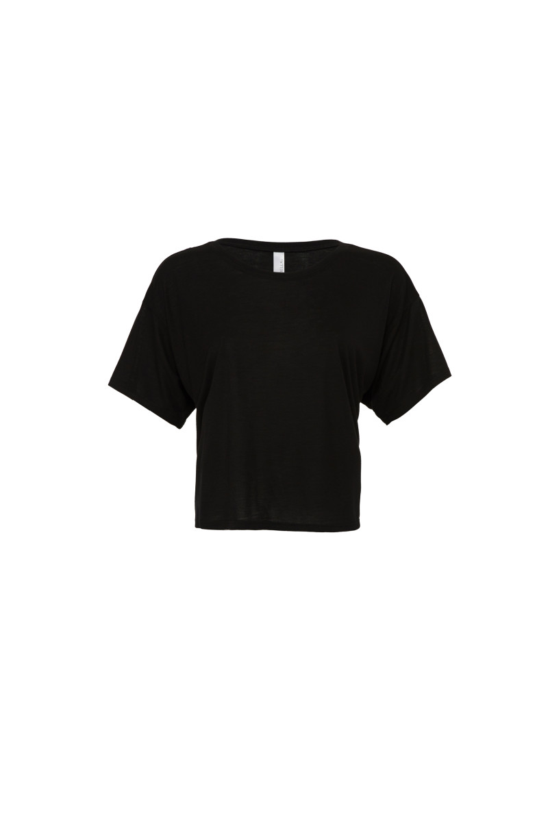 Bella Ladies' Boxy Tee
