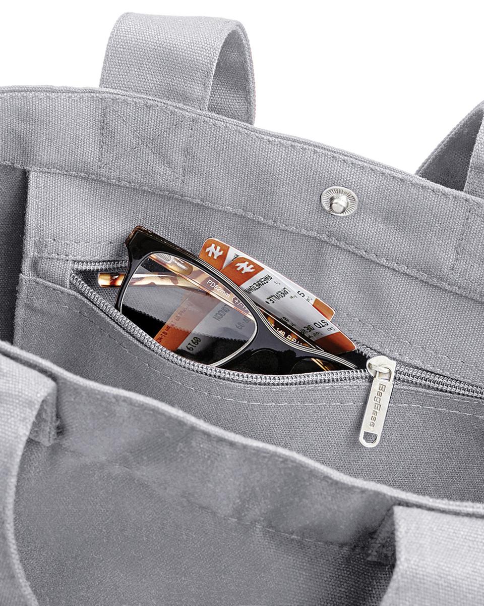 Bagbase Canvas Daybag