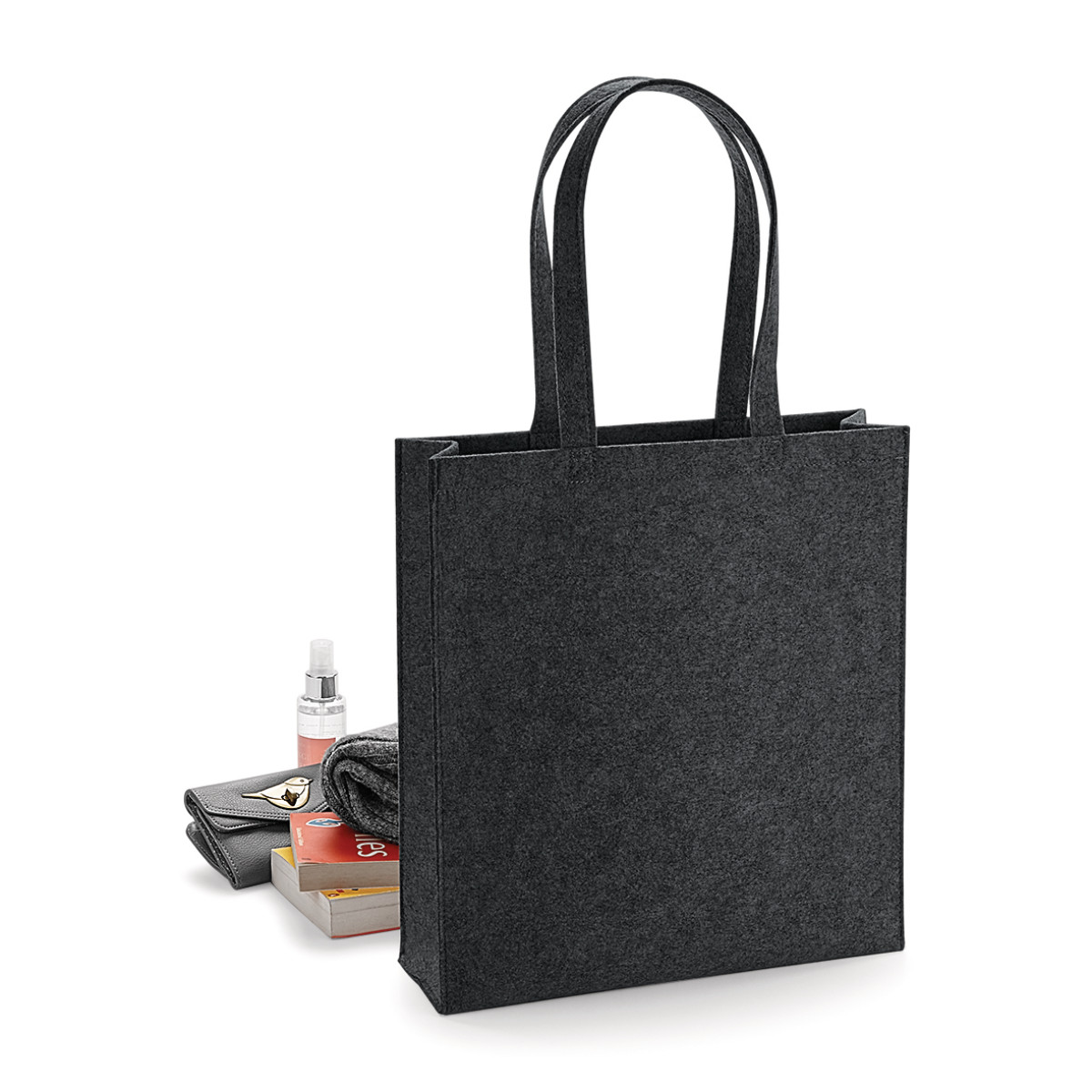 Bagbase Felt Tote Bag