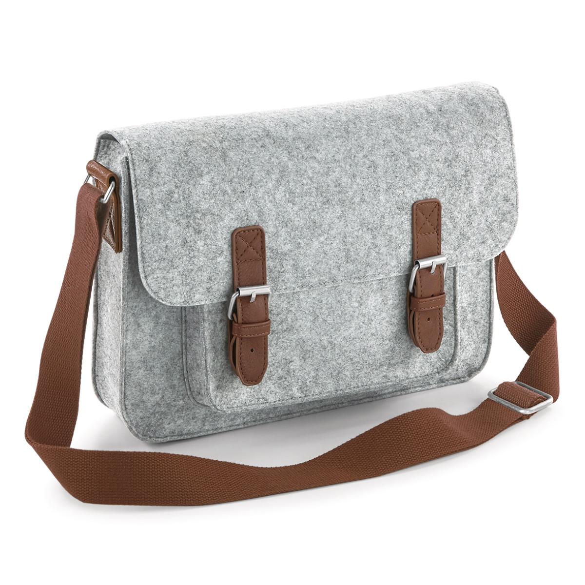 Bagbase Premium Felt Satchel