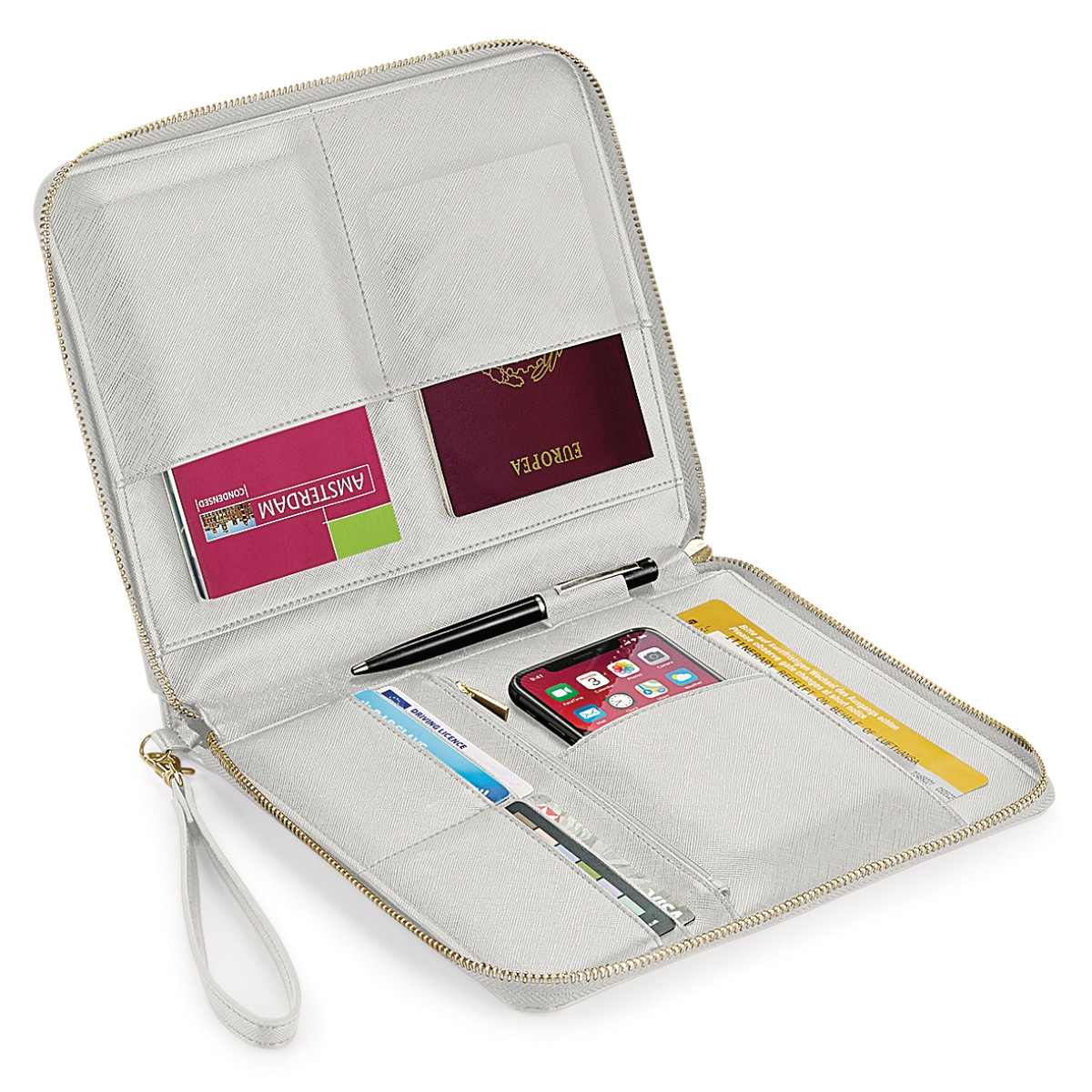 Bagbase Boutique Travel Tech Organiser