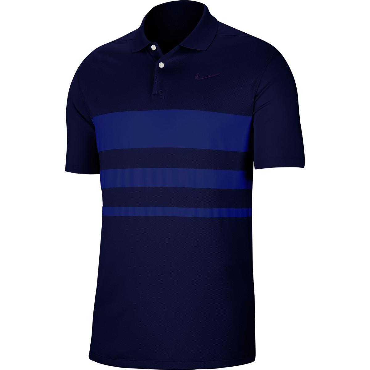 Nike Dry Vapour Stripe Polo