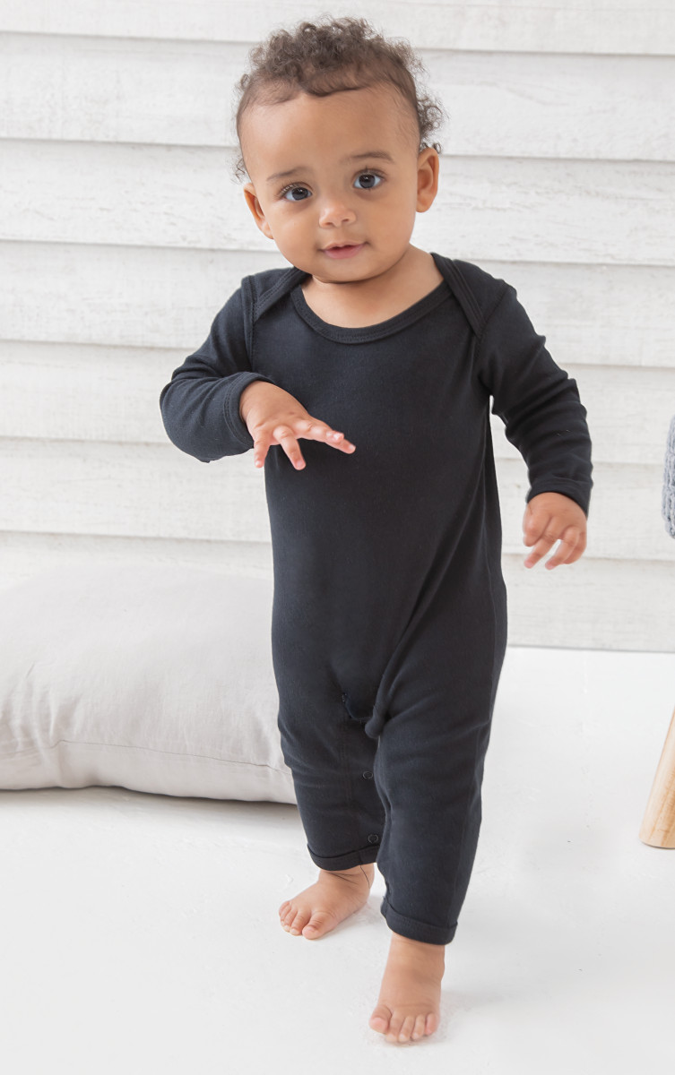 Babybugz L/Sleeve Rompasuit