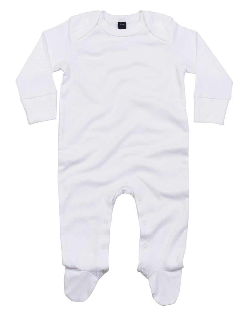 Babybugz Organic Envelope Sleepsuit