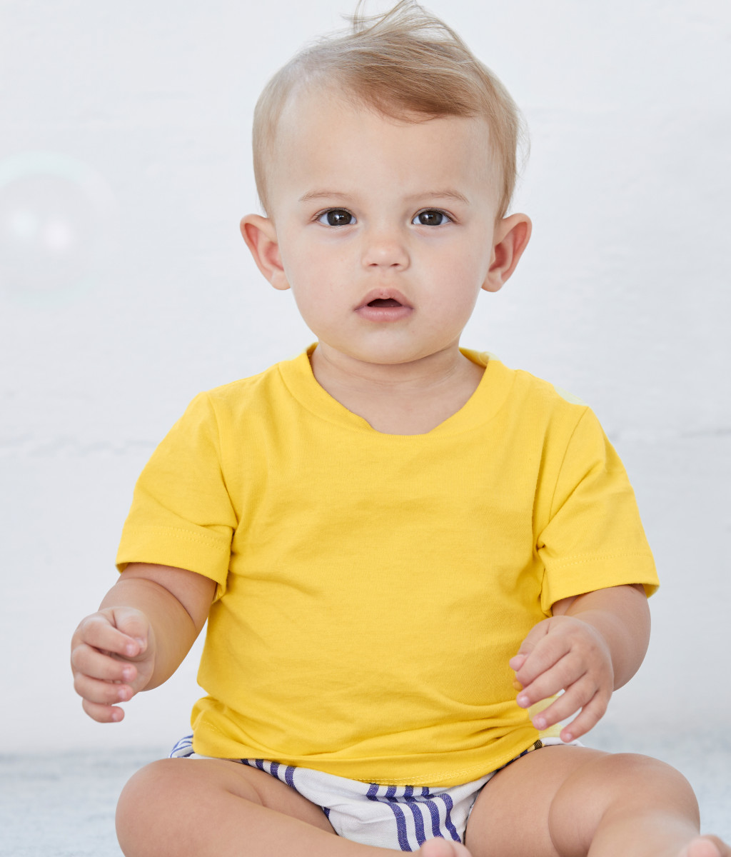 Canvas Baby Jersey S/Sleeve Tee