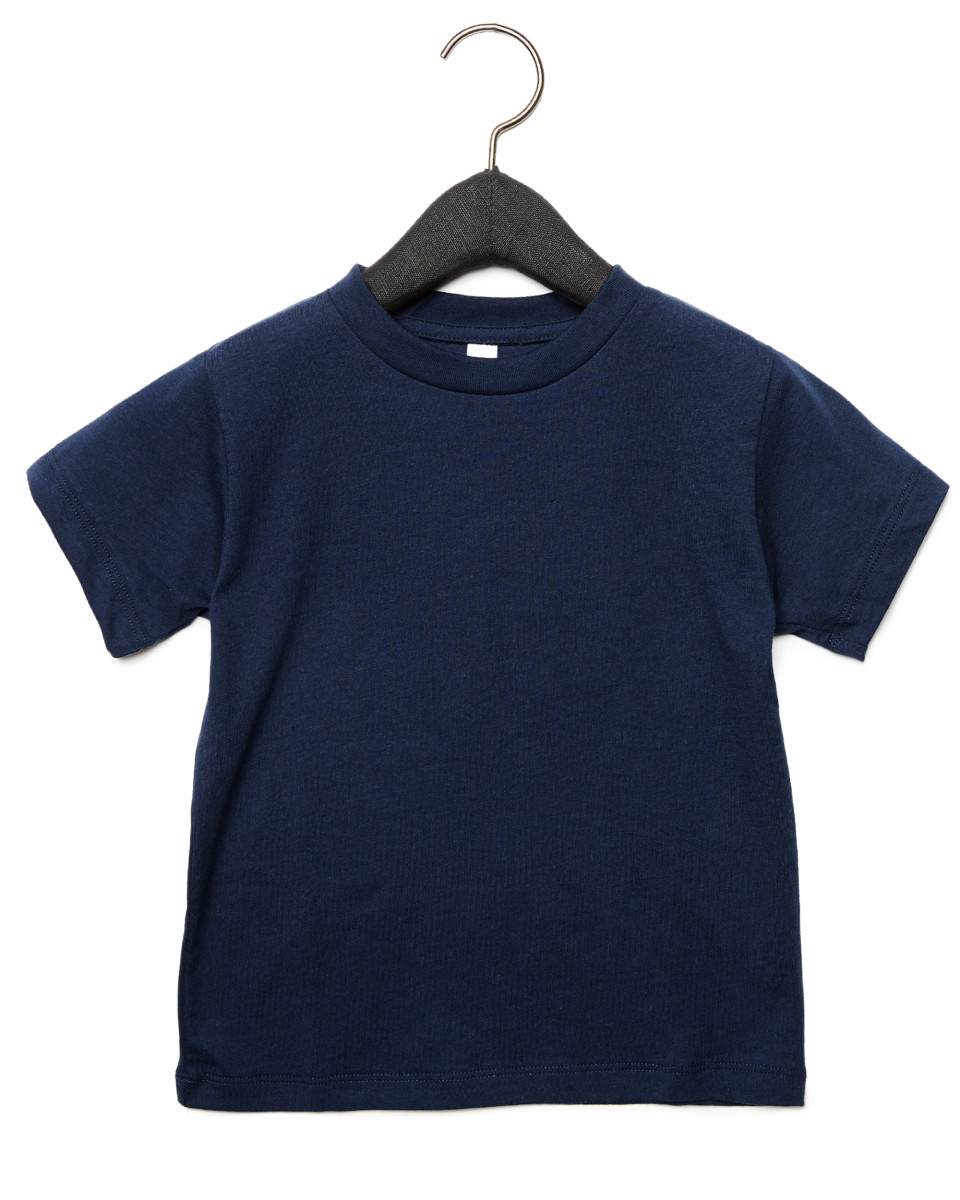 Canvas Toddler Jersey S/Sleeve Tee