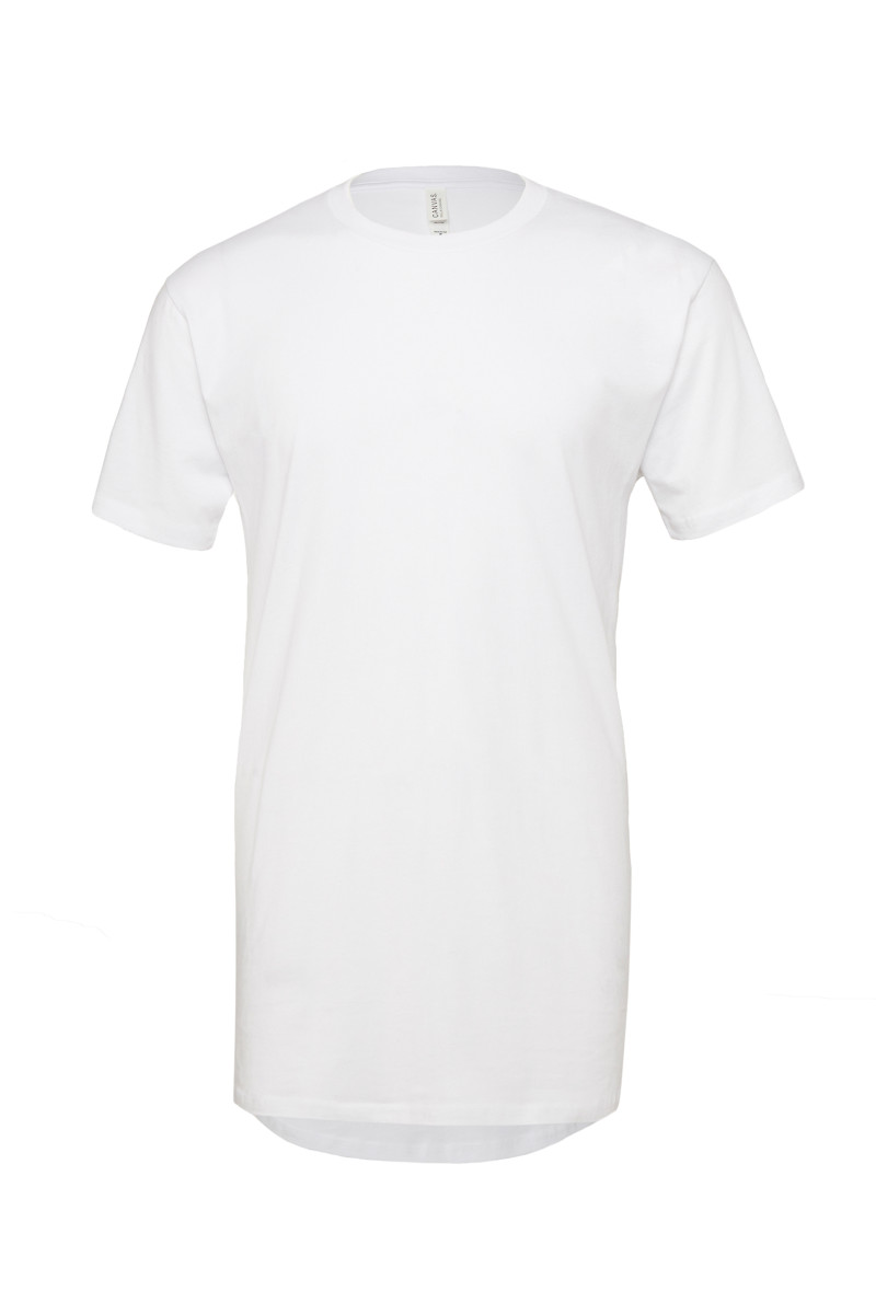 Canvas Mens Long Body Urban Tee