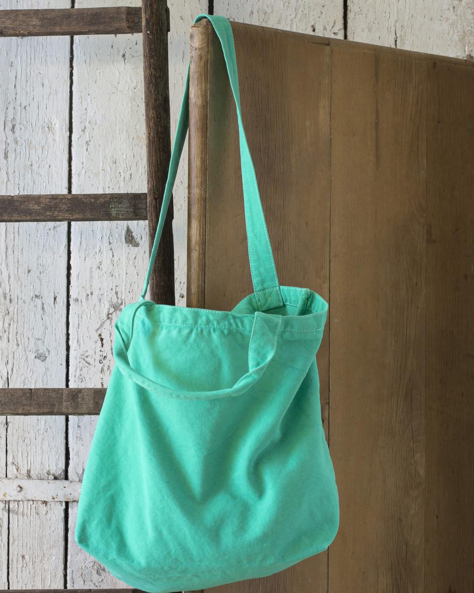Jassz Bags Zipped Canvas Shopper