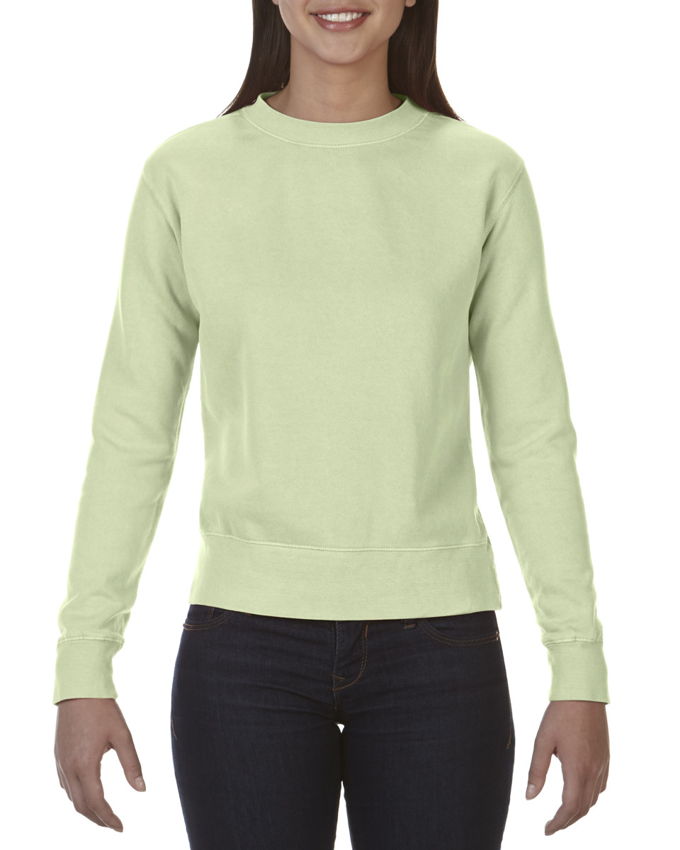 Comfort Colors Ladies Crewneck Sweat