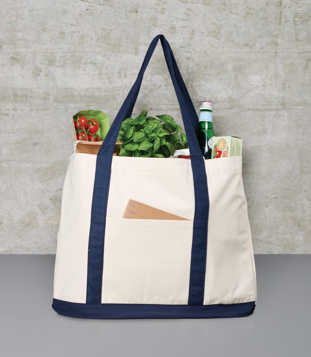 """Jassz Bags """"Hazel"""" Canvas Shopper"""