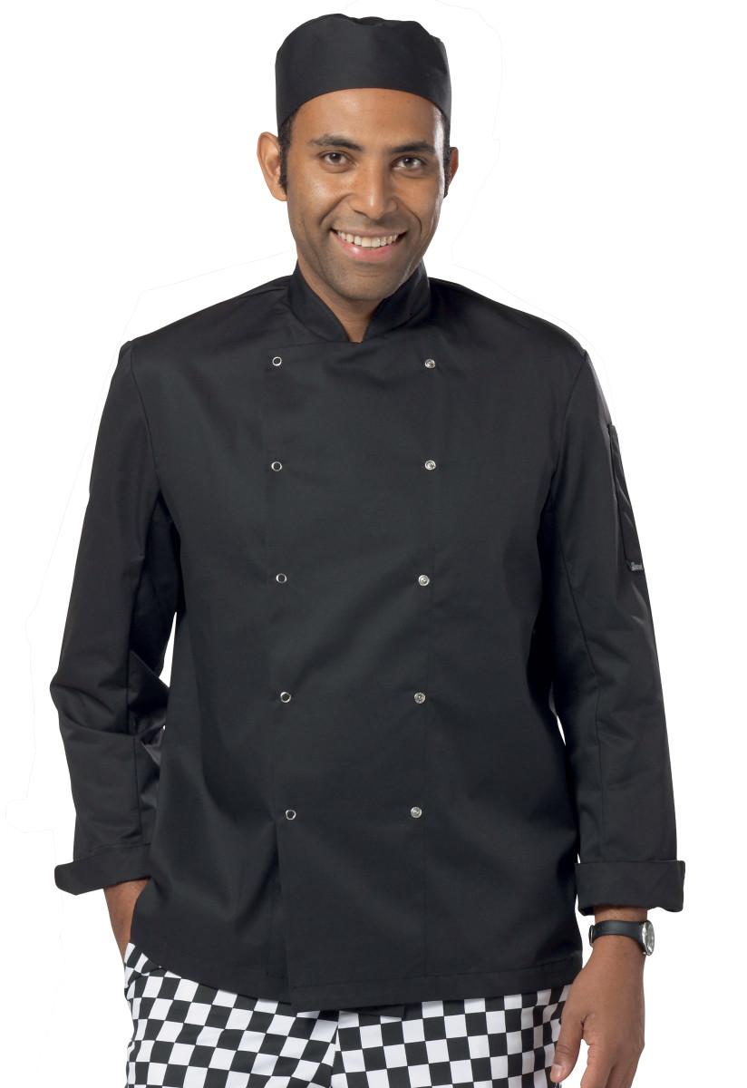 Economy Long Sleeve Chef's Jacket
