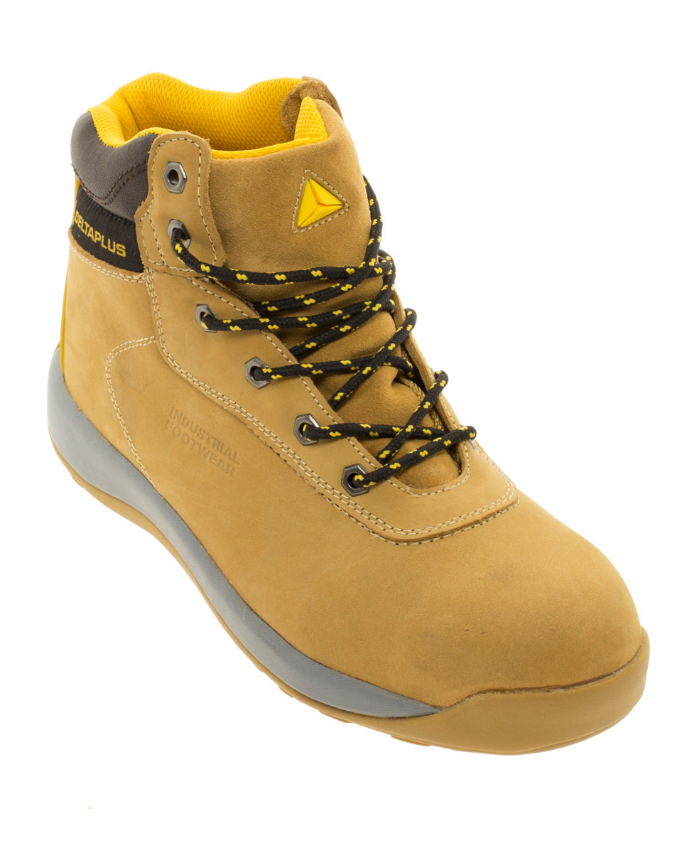 Delta Plus Nubuck Leather Hiker Boot
