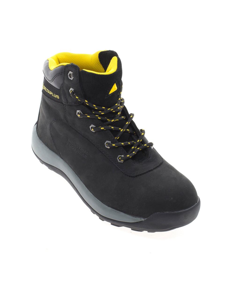 Delta Plus Nubuck Leather Hiker Boot - 1