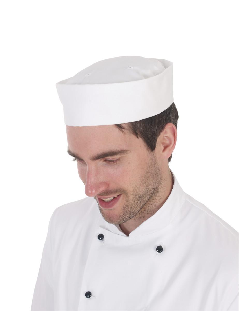 White Skull Cap