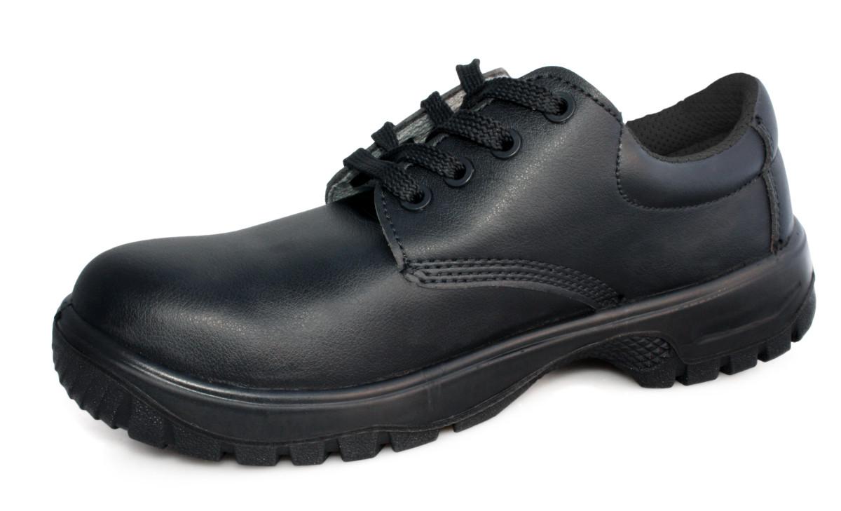 Dennys Lace Up Safety Shoe