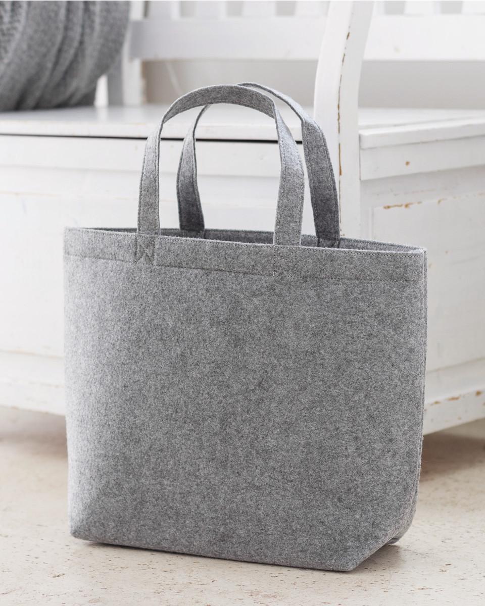 Jassz Bags Large Felt Shopper