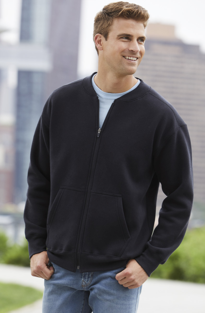 Gildan Hammer Adult Full Zip Sweatshirt