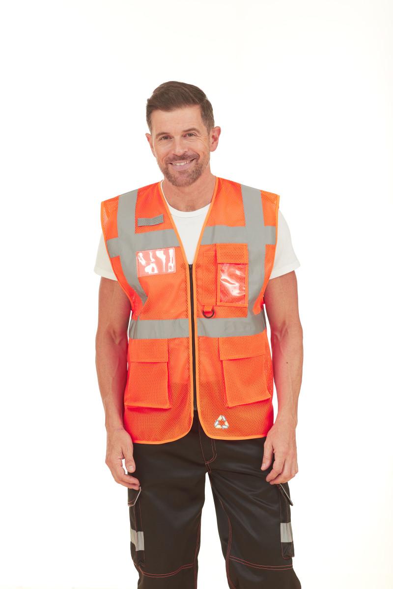Yoko Cool Mesh Safety Vest