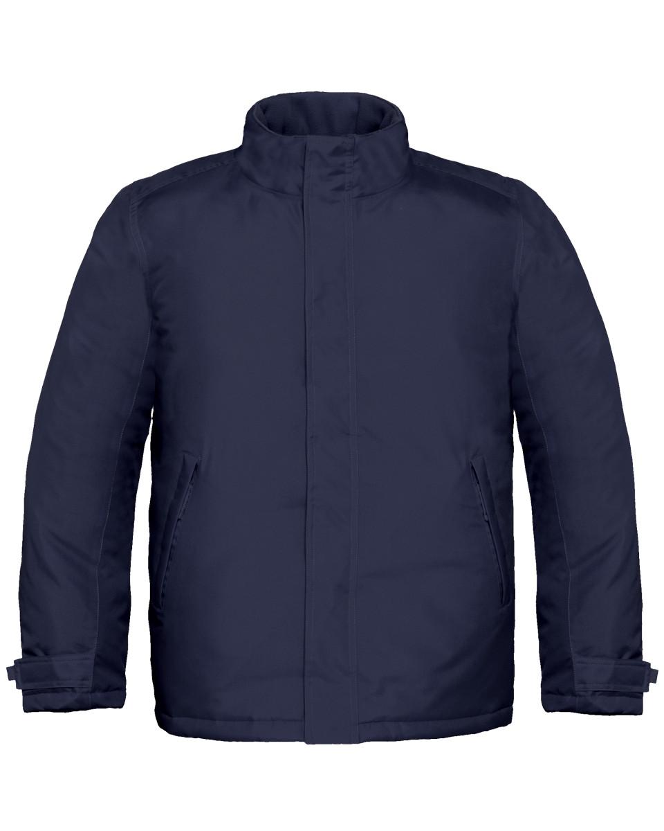 B&C Mens Real+ Jacket