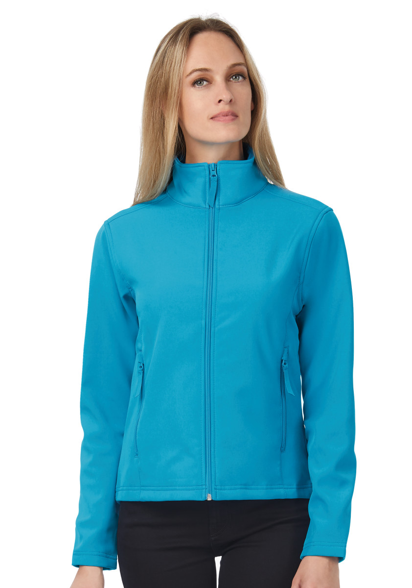 B&C ID.701 Softshell Jacket Womens