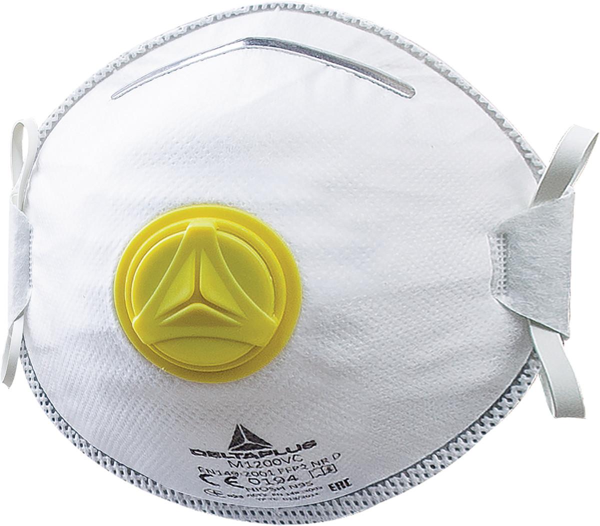 Delta Plus FFP2 Disposable Mask (10pk)