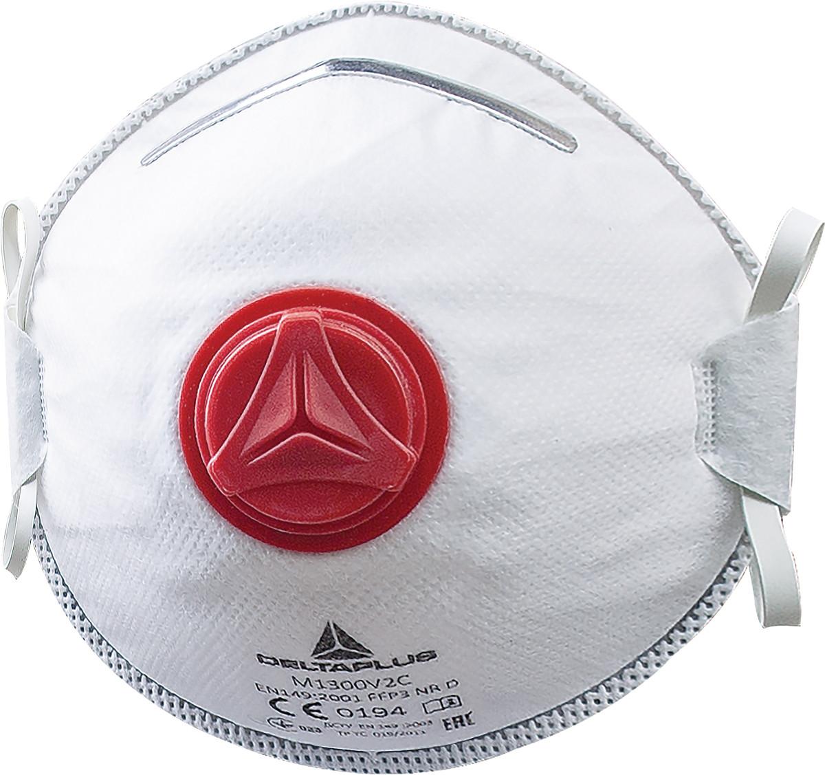 Delta Plus FFP3 Disposable Mask (10pk)