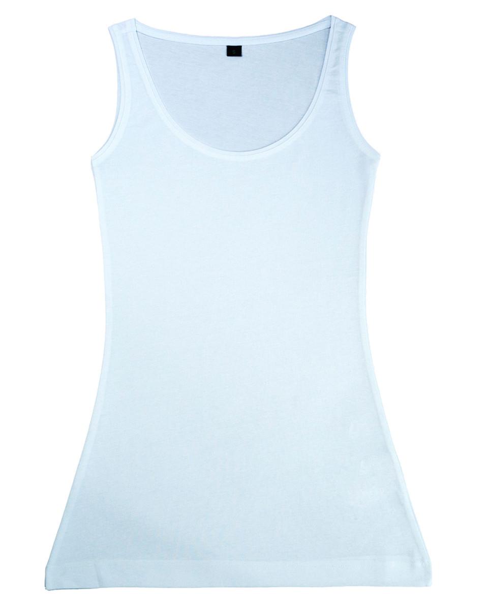 Nakedshirt Mia Long Vest Top