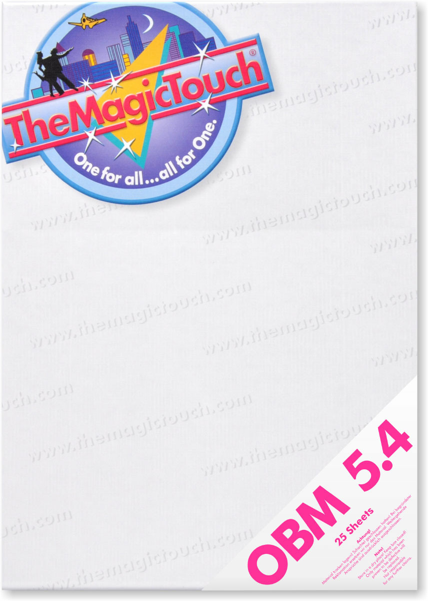 Magic Touch OBM 5.4 Sample Pack
