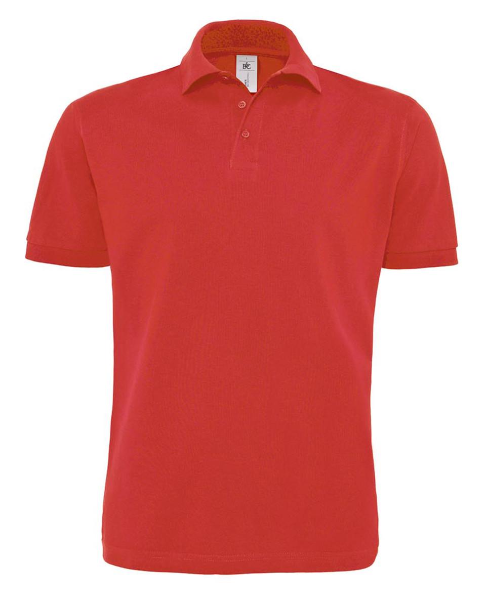 B&C Mens Heavymill Polo Shirt