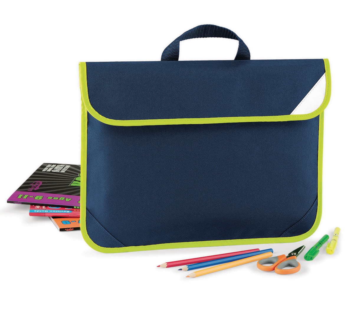 Enchanced-Viz Book Bag