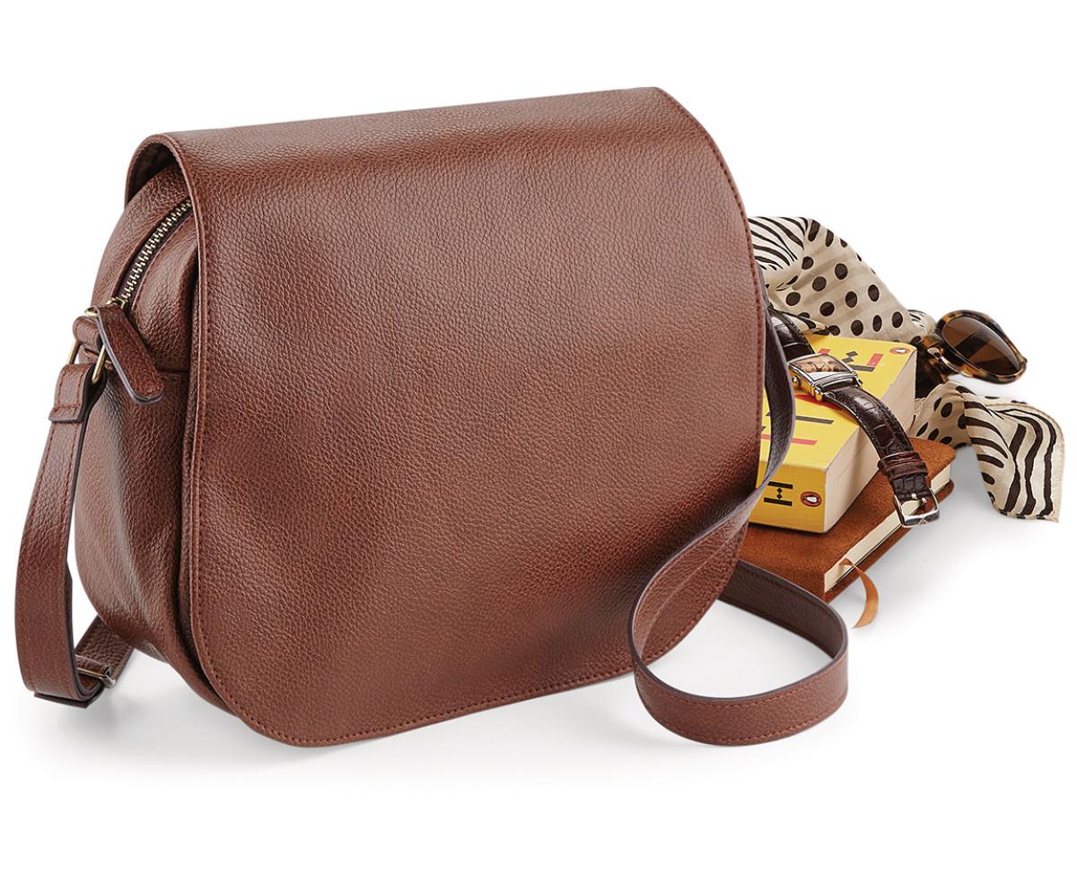 Quadra Nuhide Saddle Bag