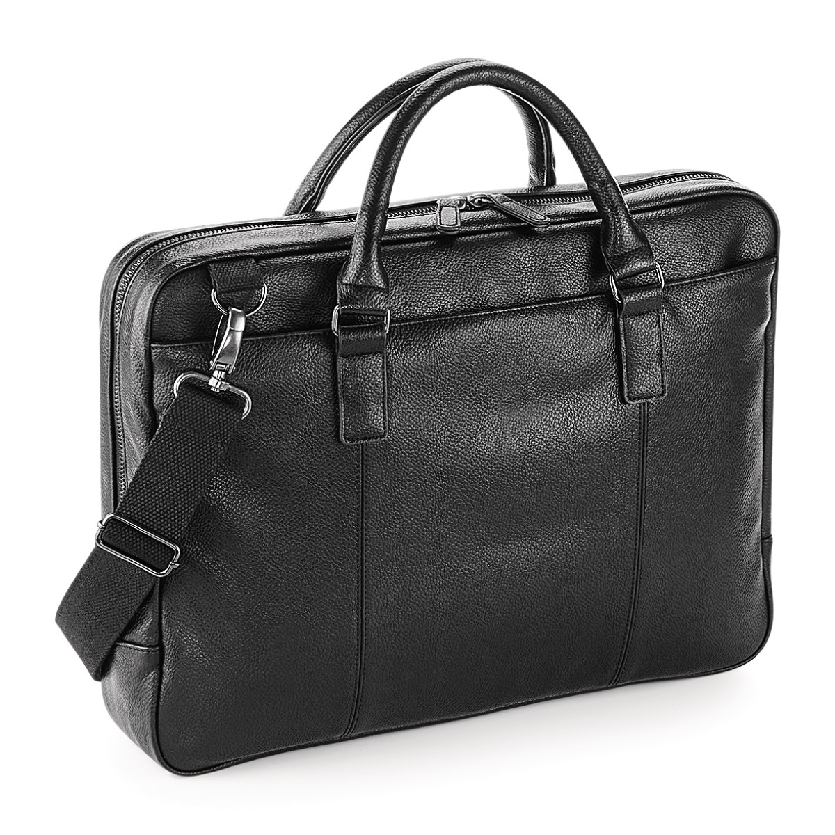 Quadra Nuhide Slimline Laptop Brief