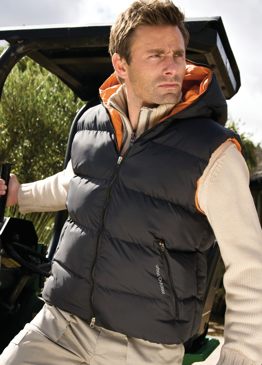 Result Urban Dax Outdoor Gilet